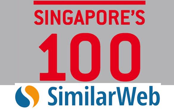 singapore top 100 similarweb 2015